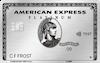 アメリカン・エキスプレス プラチナ・カード