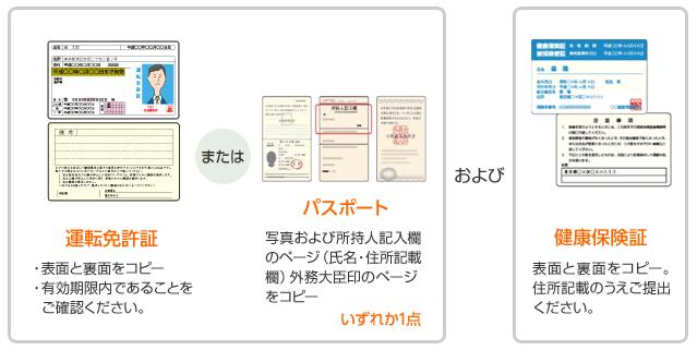 東京スター銀行カードローンの必要書類