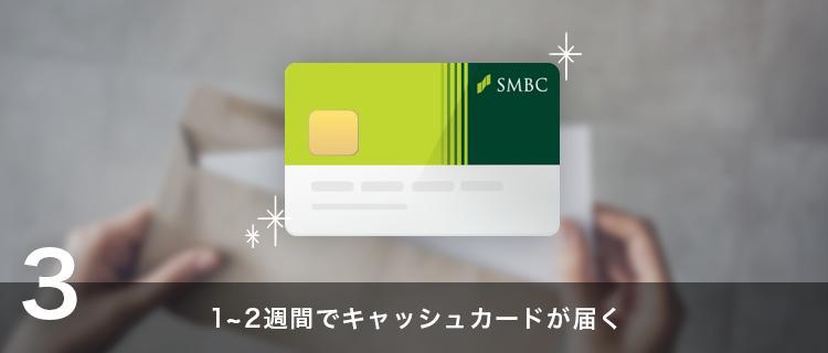 SMBCカード申し込み手順③