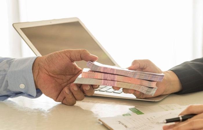審査にかかる時間が短く即日融資が受けられる
