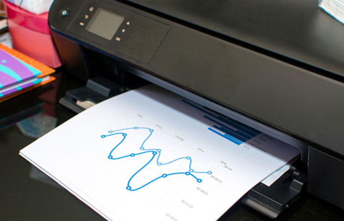 ネットプリントで申し込み書類を印刷できる